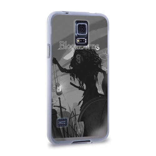 Чехол для Samsung Galaxy S5 силиконовый  Фото 02, Бладборн