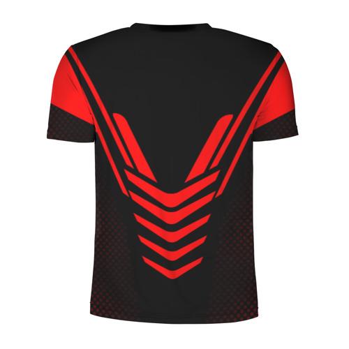 Мужская футболка 3D спортивная Mass Effect N7 Фото 01