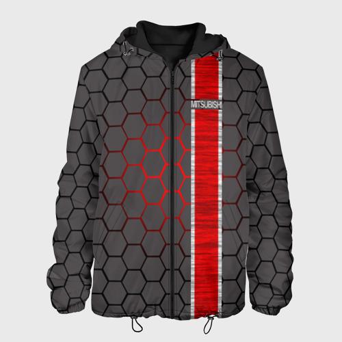 Мужская куртка 3D Mitsubishi L фото