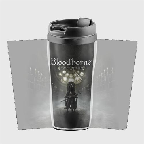 Термокружка-непроливайка  Фото 02, Bloodborne