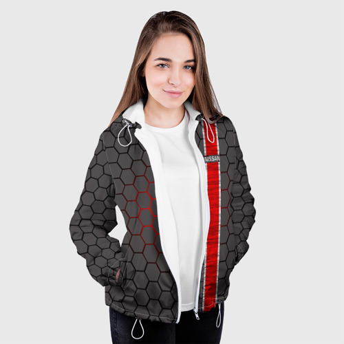 Женская куртка 3D  Фото 04, Nissan