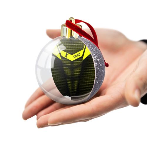 Ёлочный шар с блестками  Фото 03, CS:GO