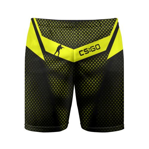 Мужские шорты 3D спортивные  Фото 01, CS:GO