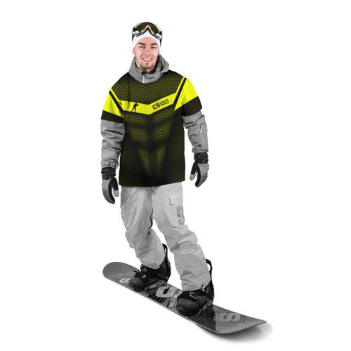 Накидка на куртку 3D CS:GO Фото 01