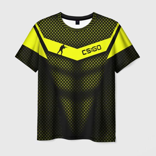 Мужская футболка 3D  Фото 03, CS:GO