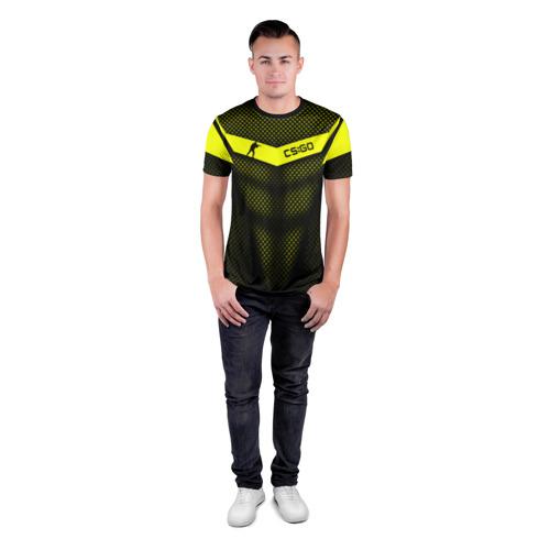 Мужская футболка 3D спортивная  Фото 04, CS:GO