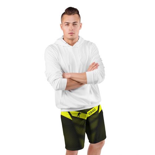 Мужские шорты 3D спортивные  Фото 05, CS:GO