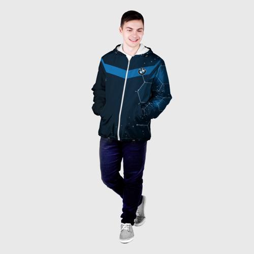 Мужская куртка 3D  Фото 03, BMW SPORT