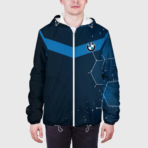Мужская куртка 3D  Фото 04, BMW SPORT
