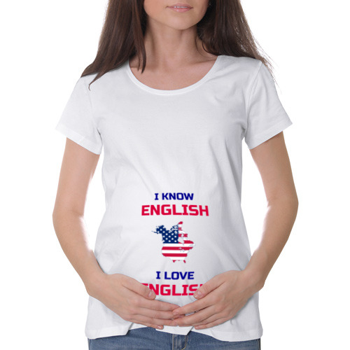 I Know English I Love English