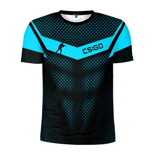 Мужская футболка 3D спортивная  Фото 01, CS:GO