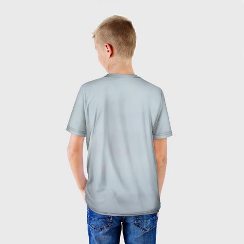 Детская футболка 3D  Фото 02, Ёрмунганд