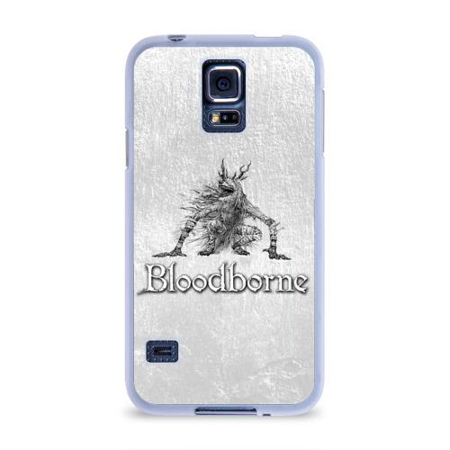 Чехол для Samsung Galaxy S5 силиконовый  Фото 01, Bloodborne
