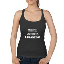 By Quentin Tarantino