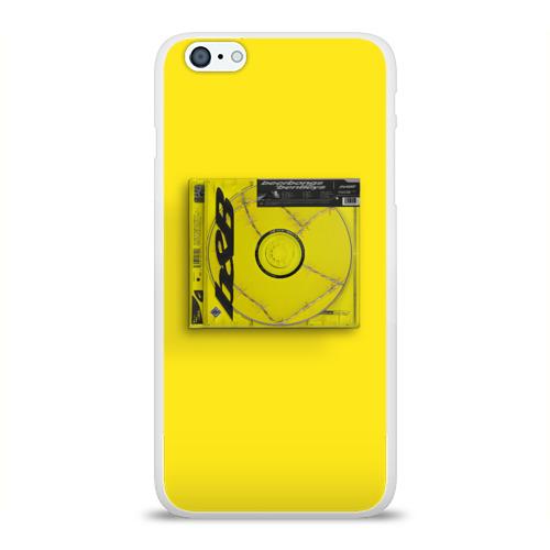 Чехол для Apple iPhone 6Plus/6SPlus силиконовый глянцевый  Фото 01, Post Malone - b&B