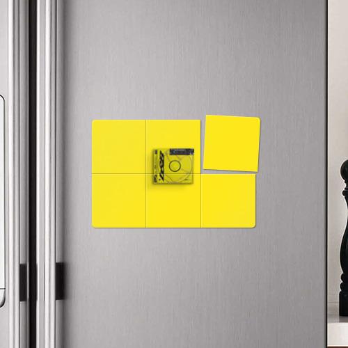 Магнитный плакат 3Х2  Фото 04, Post Malone - b&B