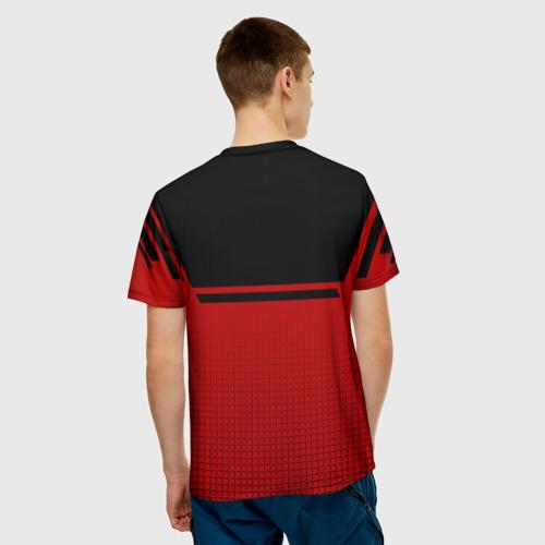 Мужская футболка 3D NISSAN SPORT Фото 01