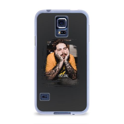 Чехол для Samsung Galaxy S5 силиконовый  Фото 01, Остин Ричард Пост
