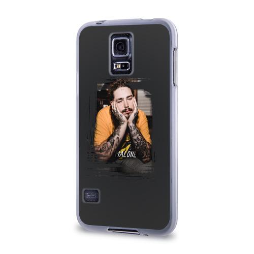 Чехол для Samsung Galaxy S5 силиконовый  Фото 03, Остин Ричард Пост