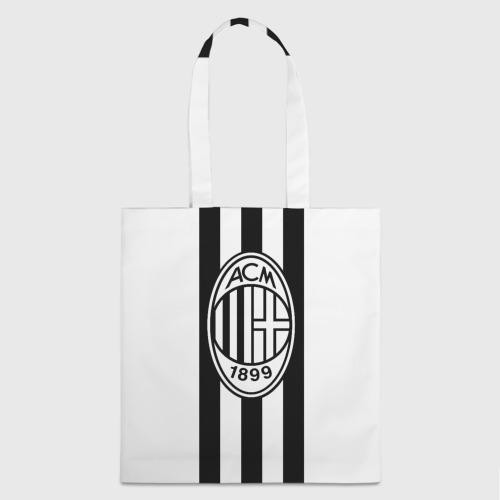 Сумка 3D повседневная FC Milan Black&White