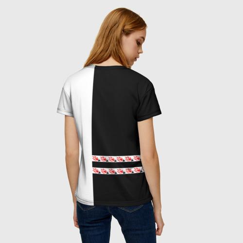 Женская футболка 3D Louna Фото 01