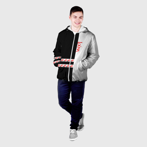 Мужская куртка 3D Louna Фото 01