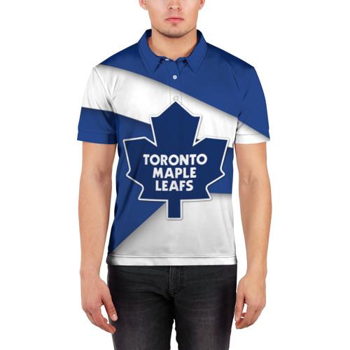 Мужская рубашка поло 3D  Фото 03, Торонто