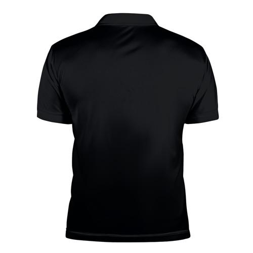 Мужская рубашка поло 3D  Фото 02, #ЖИВУХОККЕЕМ