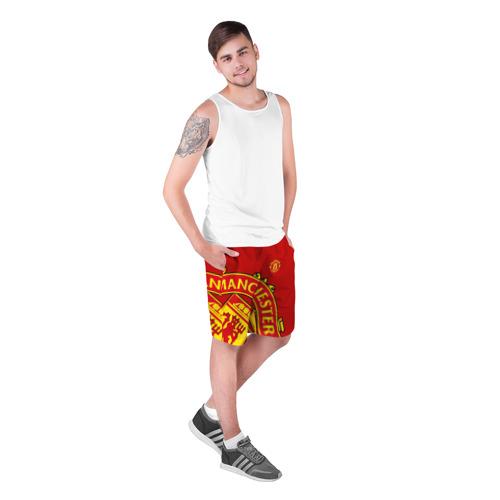 Мужские шорты 3D  Фото 03, F.C.M.U SPORT