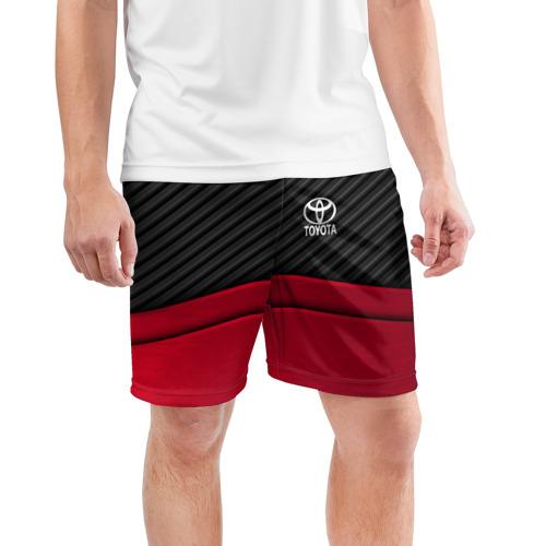 Мужские шорты 3D спортивные  Фото 03, TOYOTA