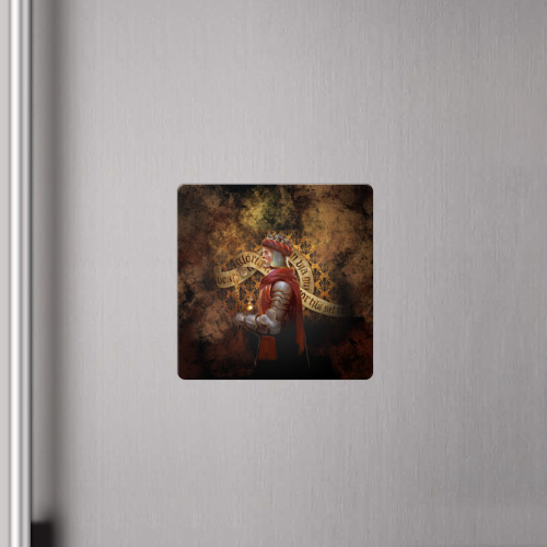 Магнит виниловый Квадрат  Фото 04, Charles IV