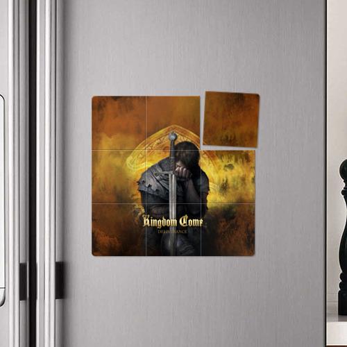 Магнитный плакат 3Х3  Фото 04, Sad Henry