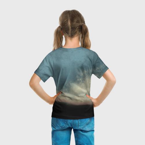 Детская футболка 3D Kingdom fight Фото 01