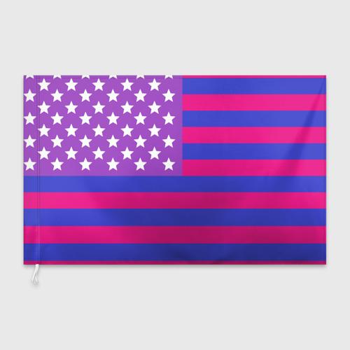 Флаг 3D  Фото 03, Би-Америка