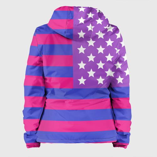 Женская куртка 3D  Фото 02, Би-Америка