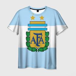 Сборная Аргентины флаг