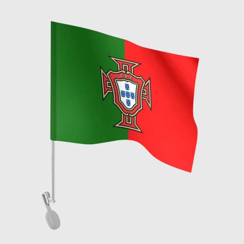 Флаг для автомобиля Сборная Португалии флаг