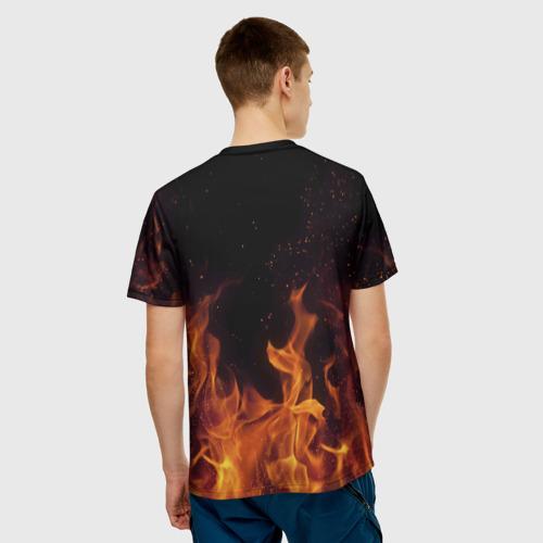 Мужская футболка 3D  Фото 02, Muse