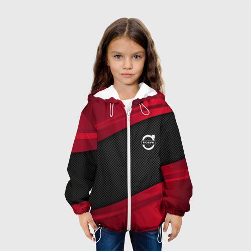 Детская куртка 3D  Фото 04, VOLVO SPORT