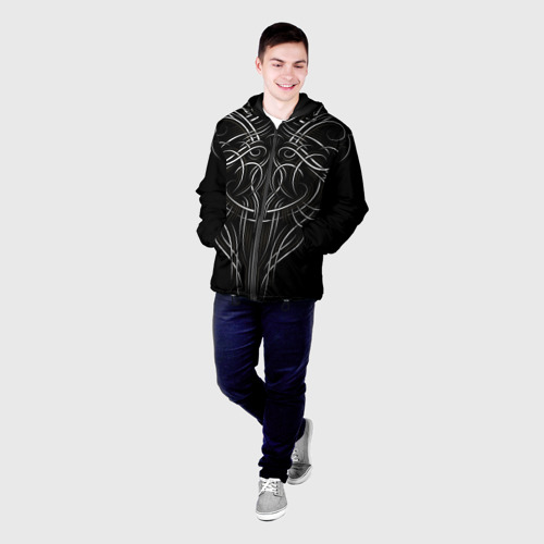 Мужская куртка 3D Tribal Pattern Фото 01