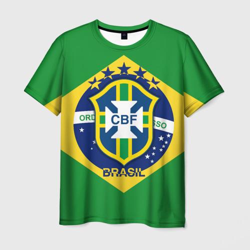Сборная Бразилии флаг