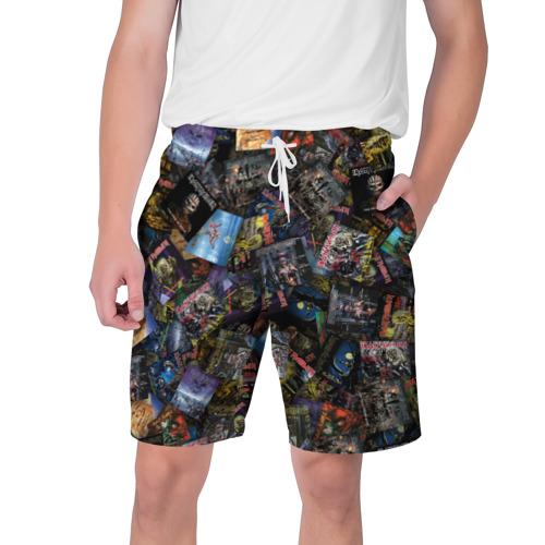 Мужские шорты 3D  Фото 01, Iron Maiden. Дискография