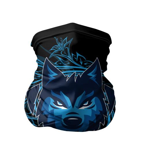 Бандана-труба 3D Wolf