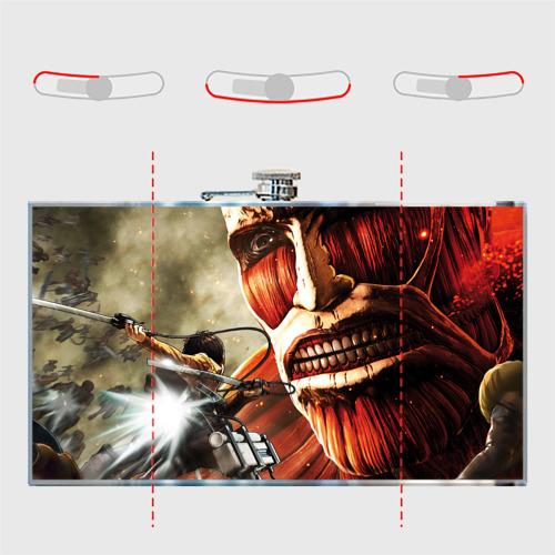 Фляга  Фото 05, атака титанов