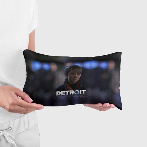 Подушка 3D антистресс Detroit: Become Human - Kara Фото 01