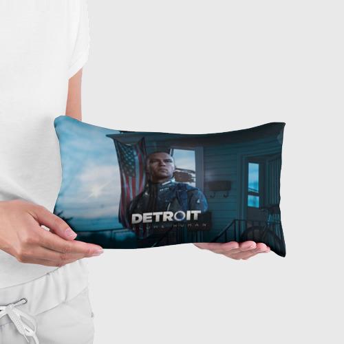 Подушка 3D антистресс Detroit: Become Human - Markus Фото 01