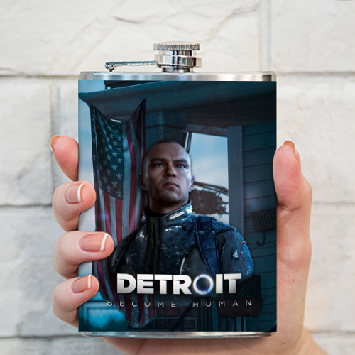 Фляга  Фото 03, Detroit: Become Human - Markus