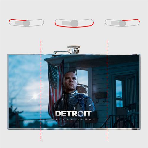 Фляга  Фото 05, Detroit: Become Human - Markus