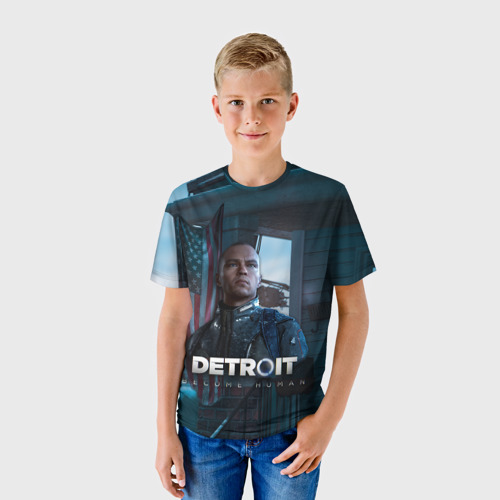 Detroit: Become Human - Markus
