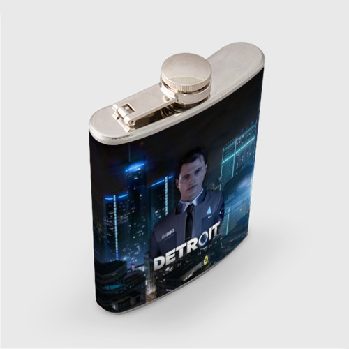Фляга  Фото 02, Detroit: Become Human - Connor